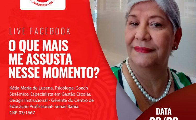 No recadinho dessa semana Tia Oscarlina faz um convite especial aos pais e mães do Recanto