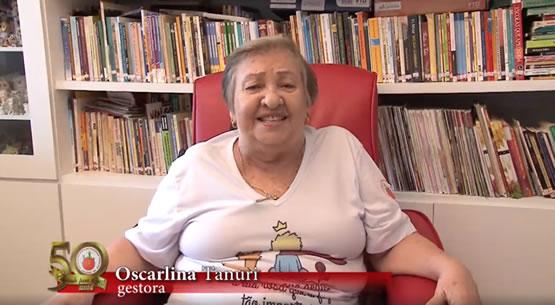 Reflexão de Tia Oscarlina para os primeiros dias do mês de agosto