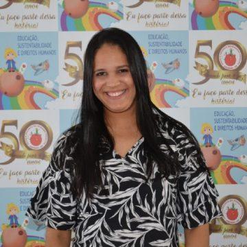 Tia Mariana Pacheco