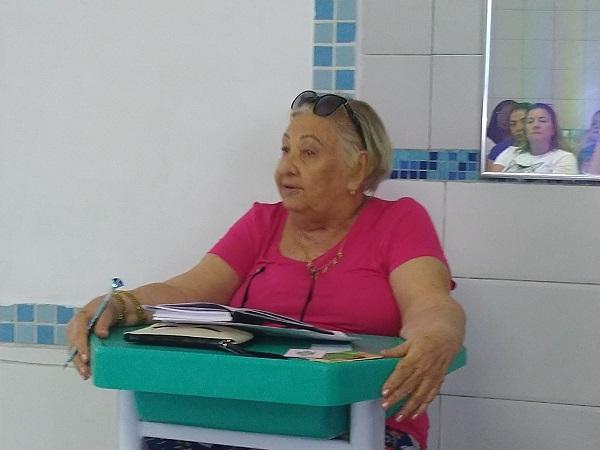 Uma mensagem de Tia Oscarlina para você que faz parte da Família Recanto 👑