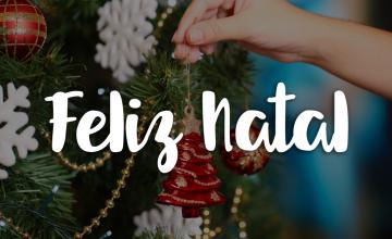 A ESCOLA RECANTO deseja a toda a Família Recanto um Feliz Natal!